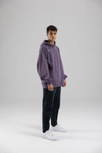 "Load image into Gallery viewer, Grape ""Basic Logo"" Hoodie"