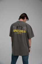 "Load image into Gallery viewer, ""Epicurus"" T-Shirt Black Coffee"