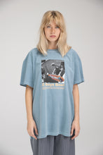 "Load image into Gallery viewer, ""Z-Boys Bowl"" T-Shirt Greyish Blue"