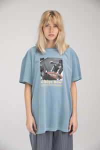 """Z-Boys Bowl"" T-Shirt Greyish Blue"