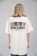 "Load image into Gallery viewer, ""Epicurus"" T-Shirt Ecru"