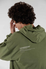Load image into Gallery viewer, Ataraxia Hoodie Burnt Olive - Scuffers