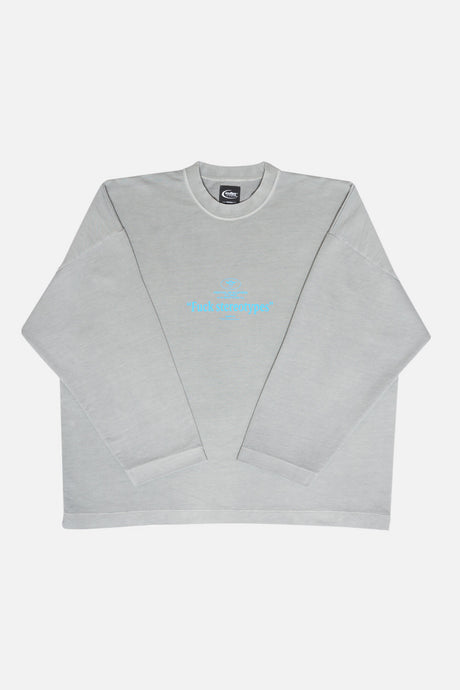 Festival Sweatshirt Light Grey