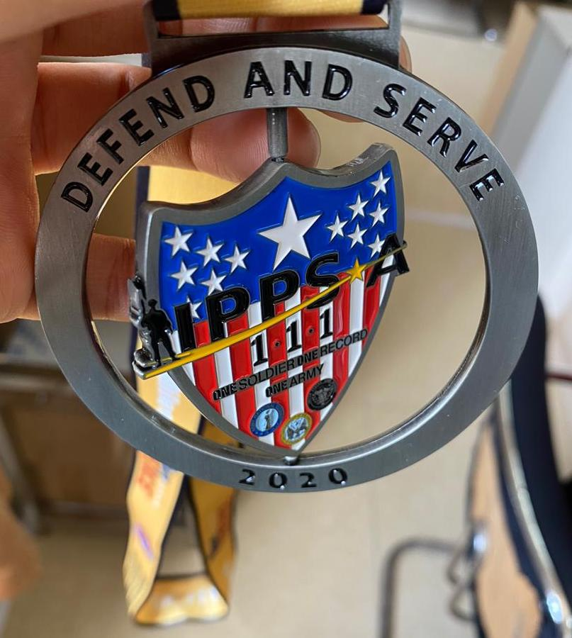 Military Series - Adjutant General's Corps Regimental Association (AGCRA) 5K and 111 Mile Epic Bundle Challenge