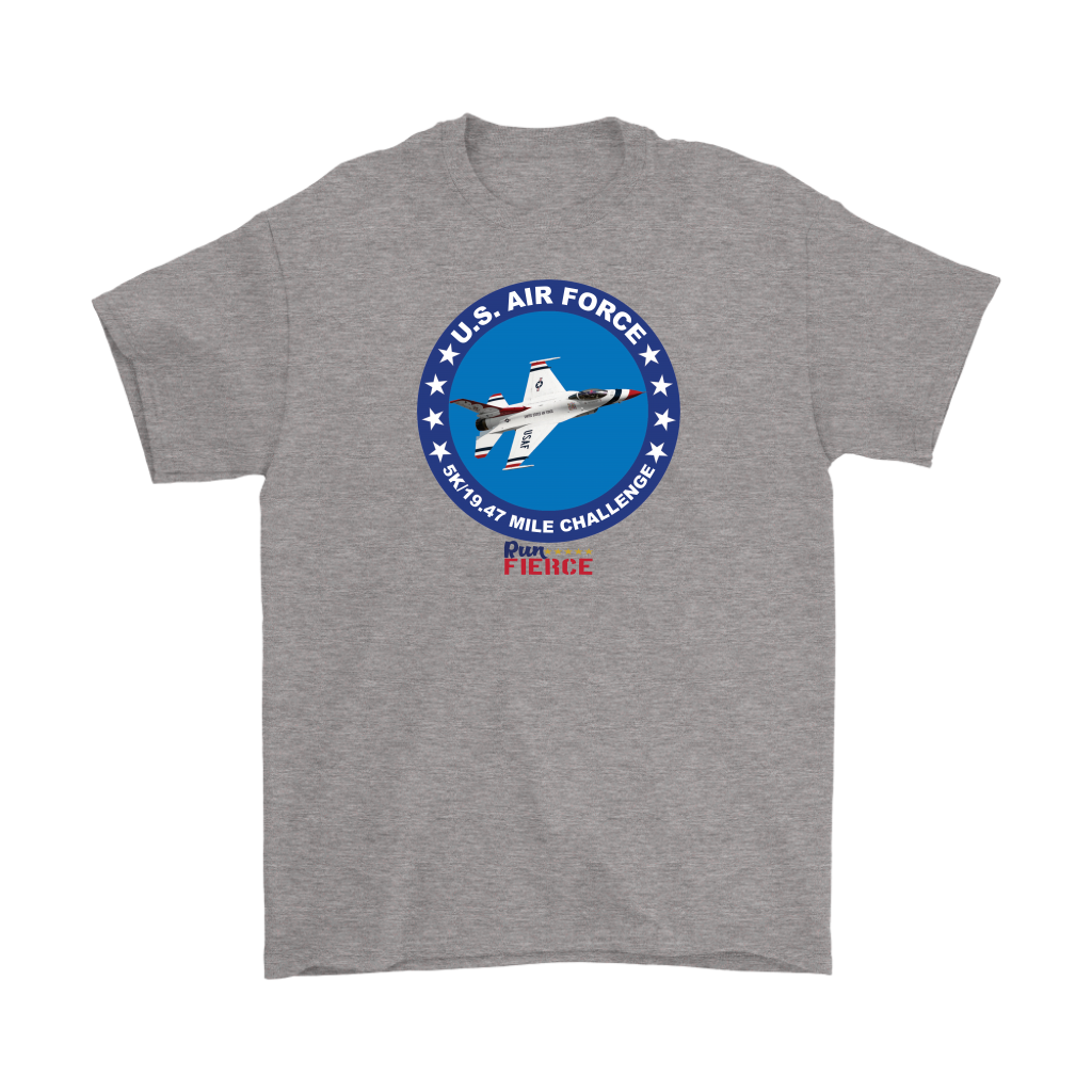 Air Force Race Unisex T-Shirt