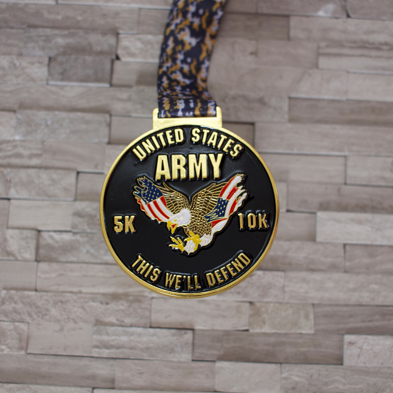 Military Series – Army 5K/10K Virtual Race