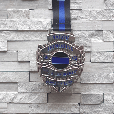 Ontario County NY BTB Fallen Officers 5K/10K/85 Mile Challenge Race