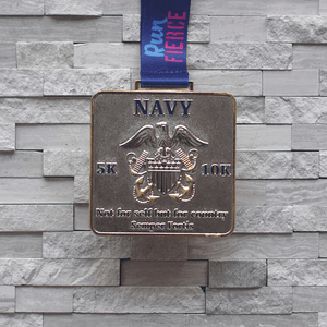 Military Series Navy 5K/10K Virtual Race