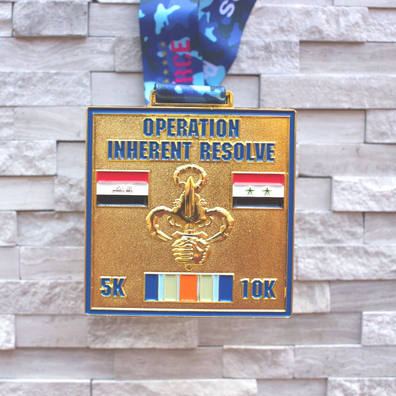 Military Series: Operation Inherent Resolve 5K/10K Virtual Race