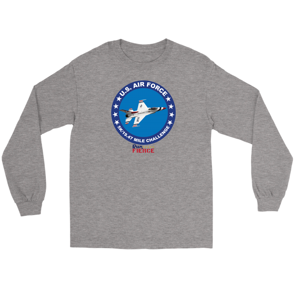 Air Force Race Long Sleeve Tee