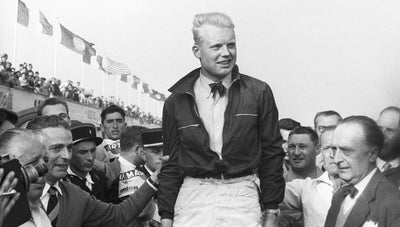 "Racing in Red | Celebrating Mike Hawthorn: ""The Butterfly"" Who Stung Like A Bee"