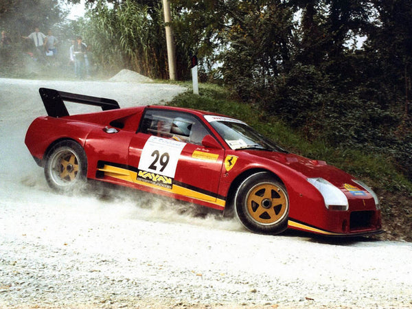 This Is Why Ferrari Participated In Rally Championships