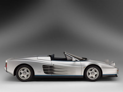 Gianni Agnelli Wanted A Roofless Testarossa, So Ferrari Got Him One