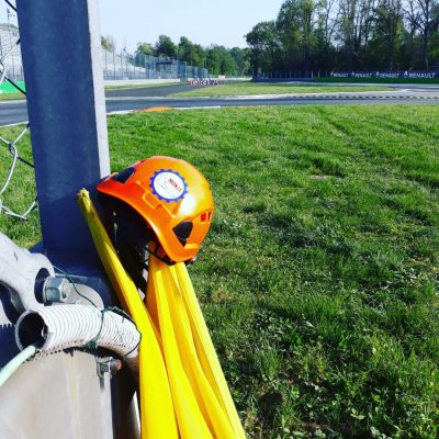 Things You Didn't Know About Being A Monza Marshal