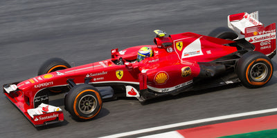 Racing in Red | Happy Birthday, Felipe Massa: The Champion That Never Was