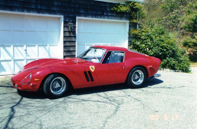 This Filmmaker Acquired A Ferrari 250 GTO In 1968