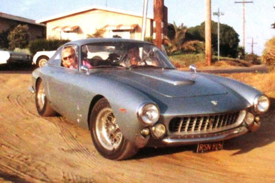 Owning And Driving A Ferrari 250 Lusso In 1966