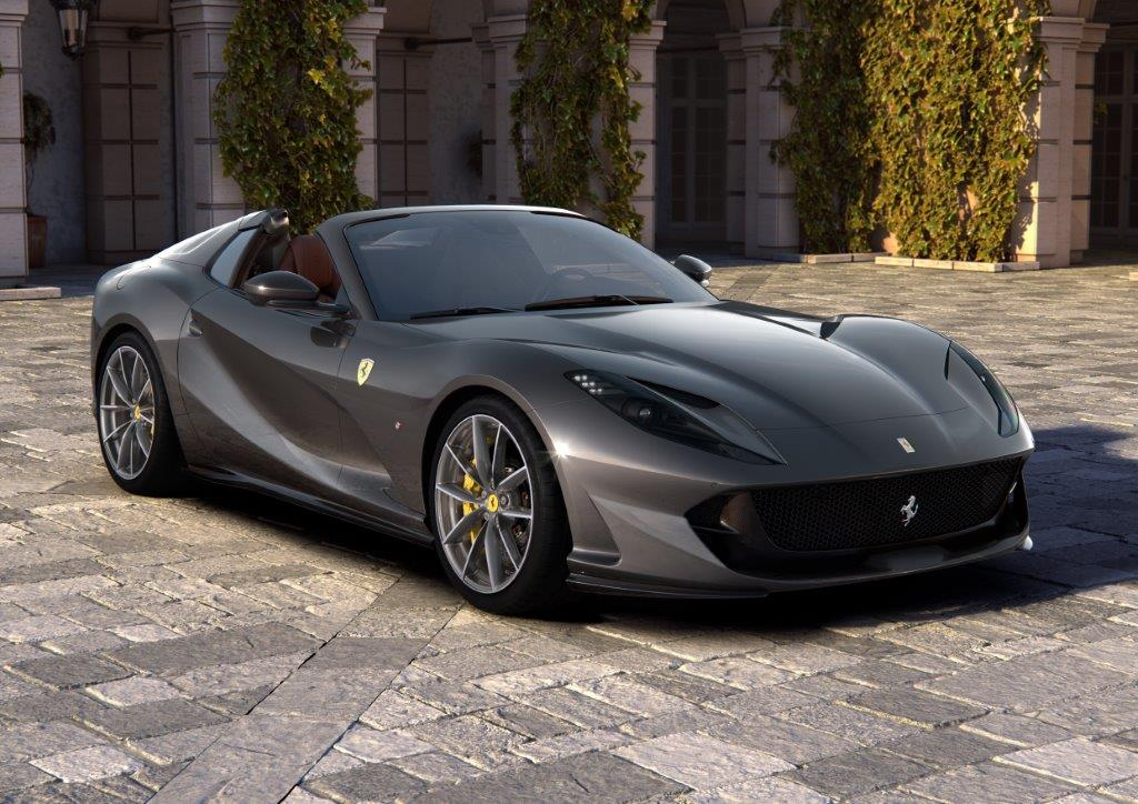 Ferrari Introduces Two New Drop-Top Cars