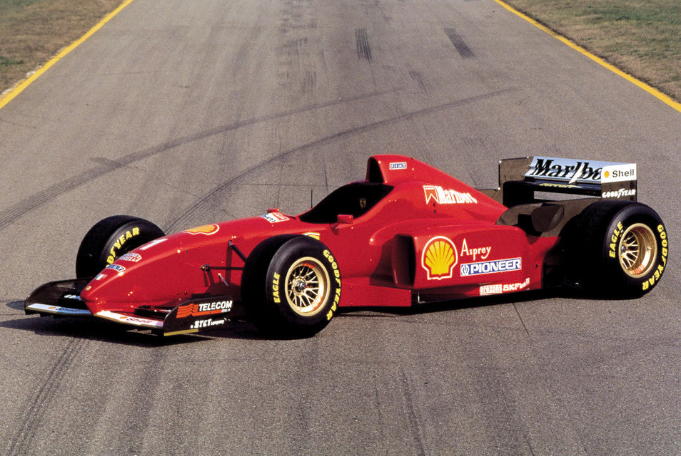 Ferrari's First V10 Single Seater: The F310