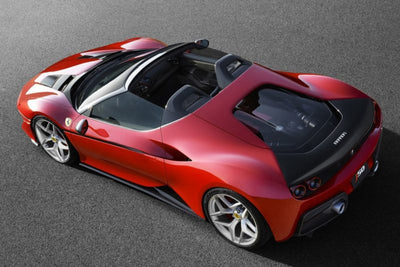 Celebrating 50 years Ferrari in Japan: The Ferrari J50