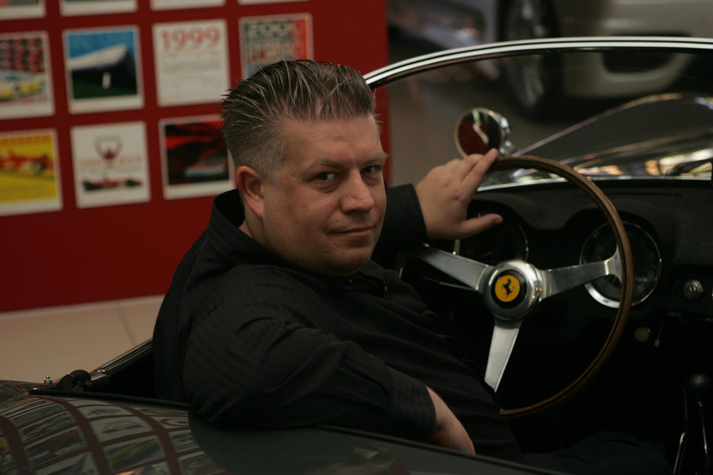 Talking With Ferrari Broker And Historian Andreas Birner