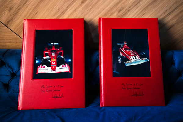 Peek Inside Bernie Ecclestone's GP Collection With This Large Opus Book