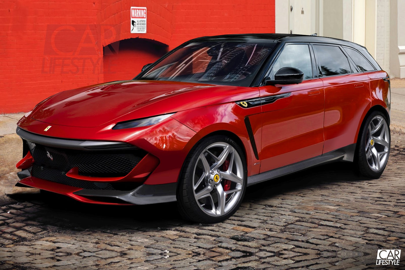 Why A Ferrari SUV Is A Great Idea