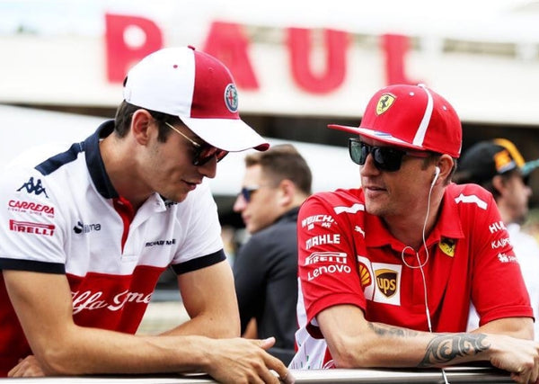BREAKING: Charles Leclerc Replaces Kimi Raikkonen In Ferrari