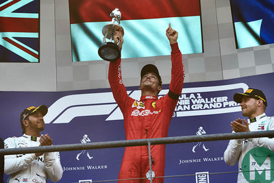 Leclerc Gives Ferrari First 2019 Win In Sombre Weekend