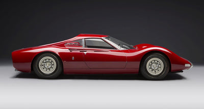 Meet The Ferrari That Kicked Off The Legendary Mid-engine Range