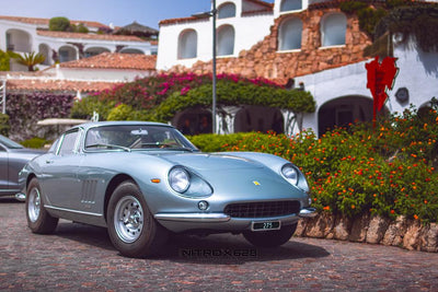 These Are All The Variants Of The Ferrari 275