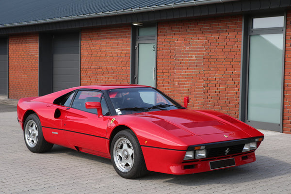 The 288 GTO: Ferrari's Masterpiece