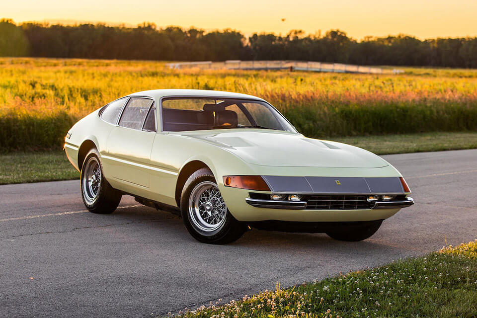 Track To Road: Why The Ferrari 365 Is Known As The Daytona