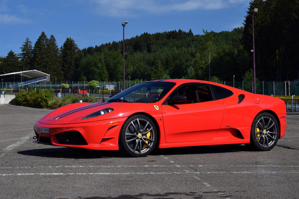 Taking A Ferrari 430 Scuderia On Track With Martin Stucky