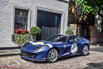 Stirling Moss' Race Car Inspired This Ferrari 812 Superfast