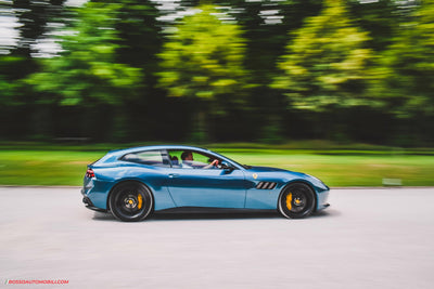Joining HR Owen's Sunday Club In A Crazy Ferrari GTC4Lusso T