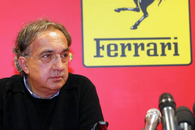 Sergio Marchionne Replaced As Chairman Of Ferrari