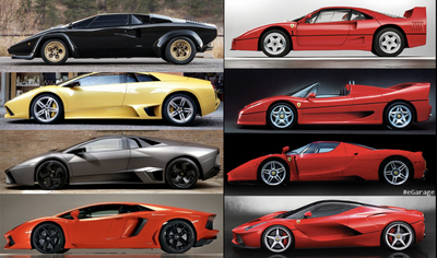 Why Ferrari Design Slays The Competition