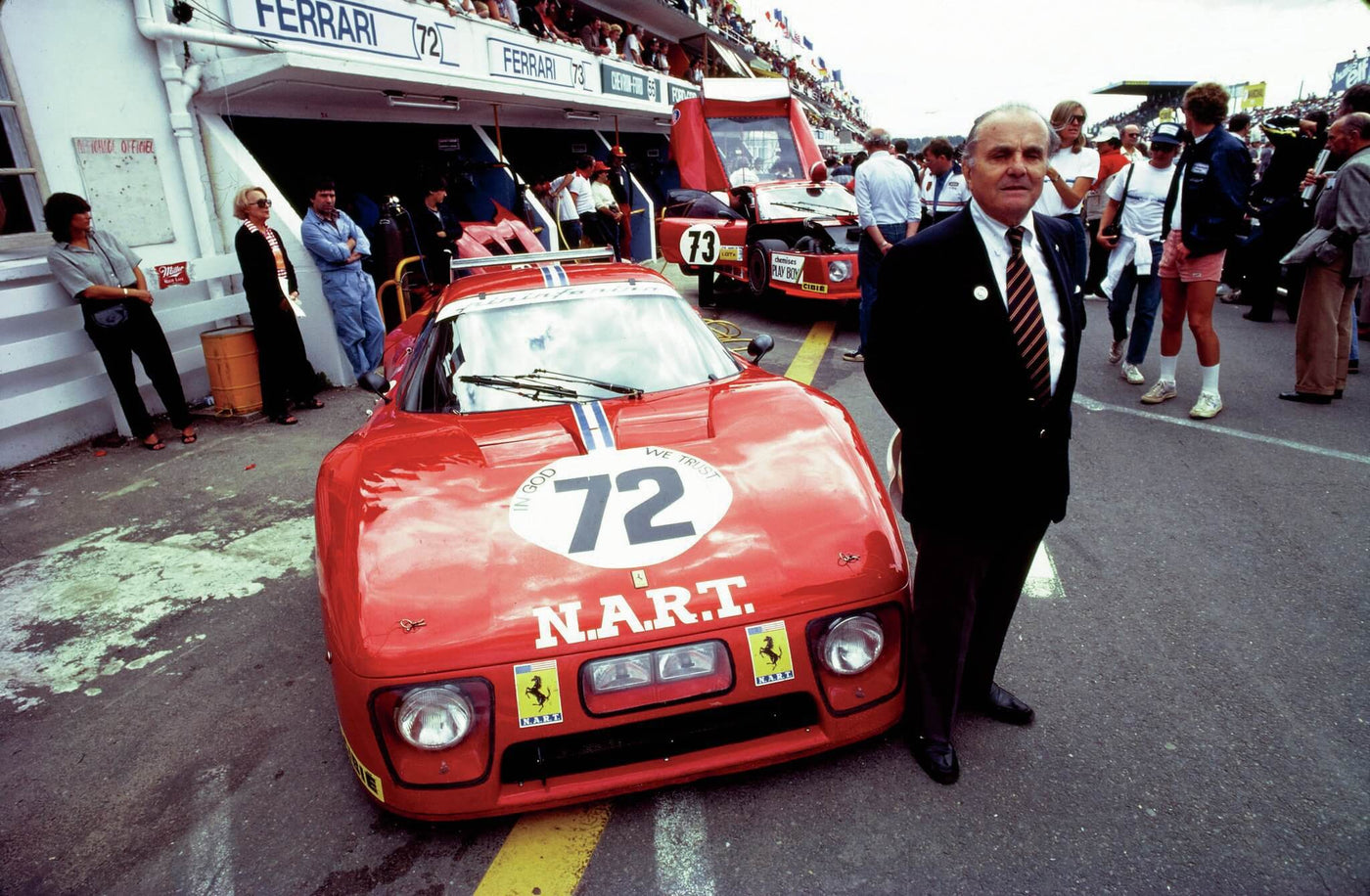 Meet The Italian Racer Who Made Ferrari Big In The States