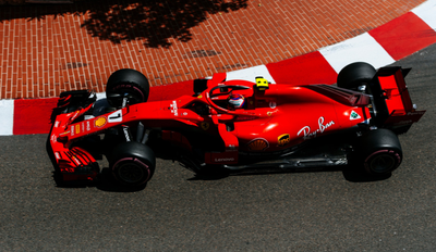 Scuderia Ferrari Takes P2 And P4 On Worn Out Tires