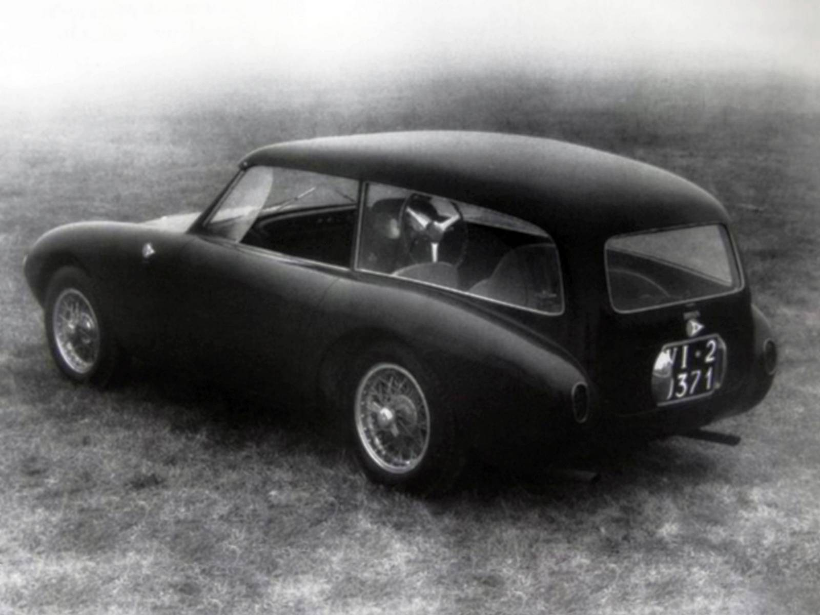 1952 Ferrari 212 Export Shooting Brake by Fontana
