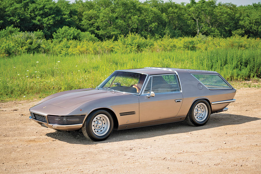 1967 Ferrari 330 GT 2+2 Shooting Brake by Vignale