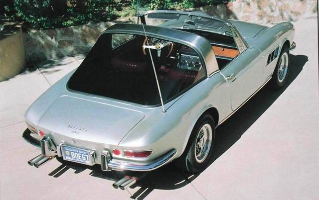 1969 Ferrari 330 GTS Targa by Harrah