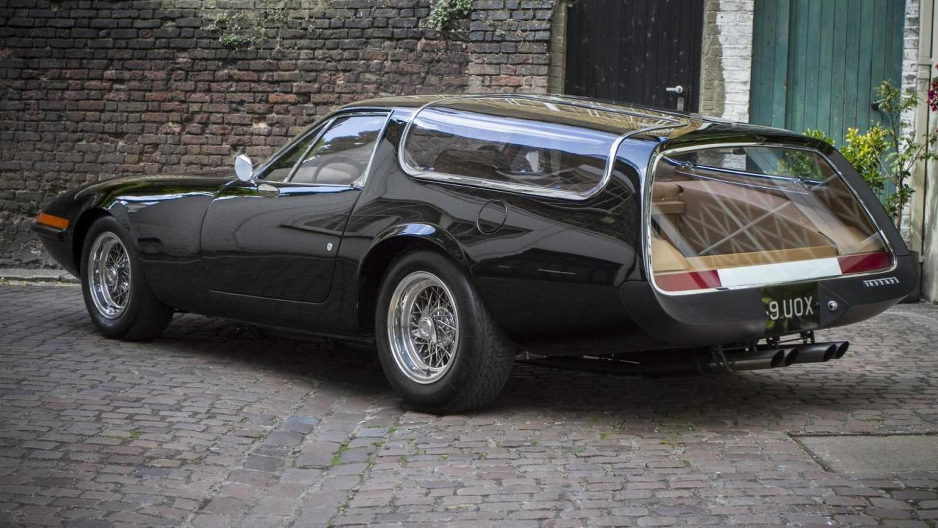 1972 Ferrari 365 GTB4 Shooting Brake