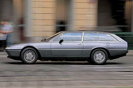 1976 Ferrari 400 Shooting Brake