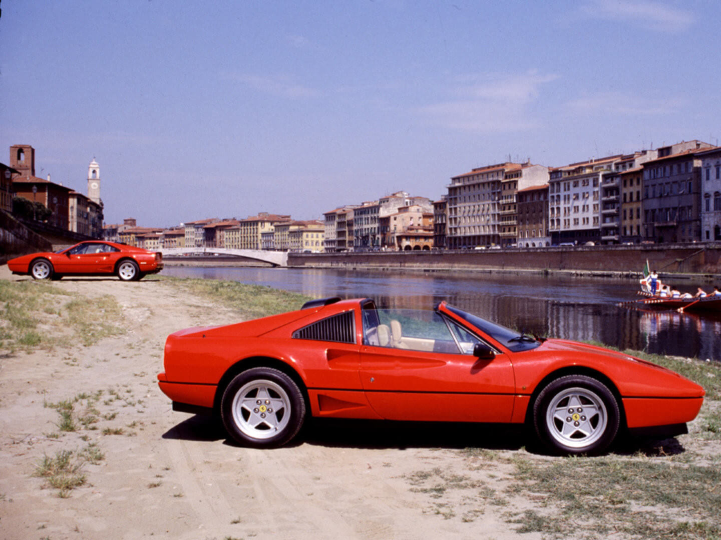 1986 Ferrari GTS Turbo