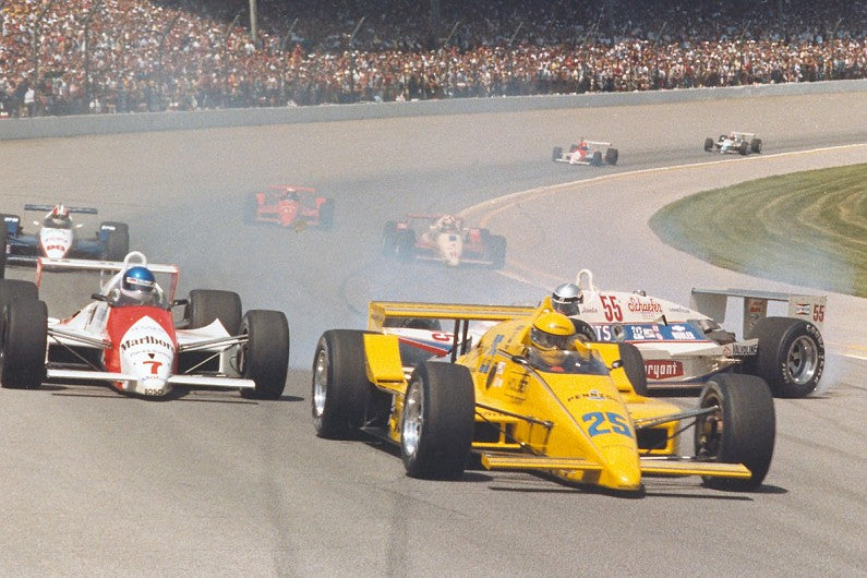 1987 Indy 500