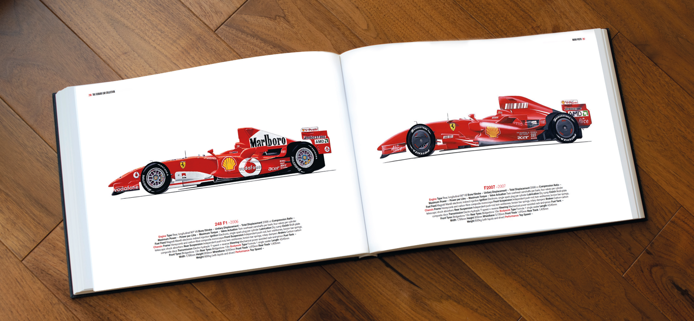 The Ferrari Collection Pre-order
