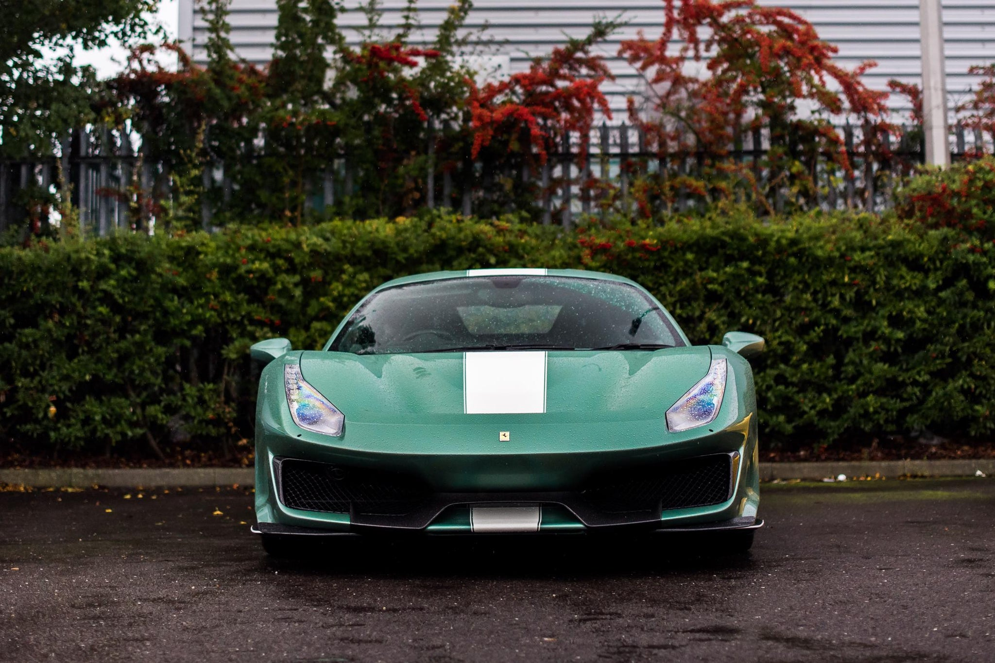 Complete Rundown Of Green Ferrari Shades Rossoautomobili