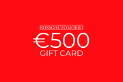 Gift Cards - ROSSOautomobili